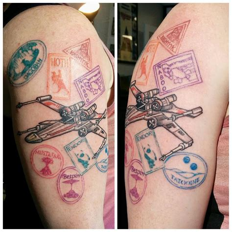 inked wednesday 83 star wars travel the joker and