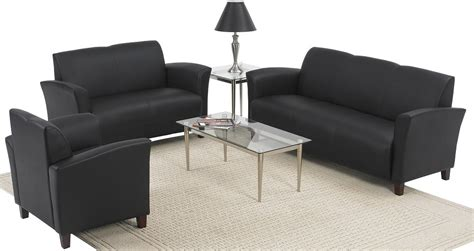 office furniture loveseat office furniture reception seating