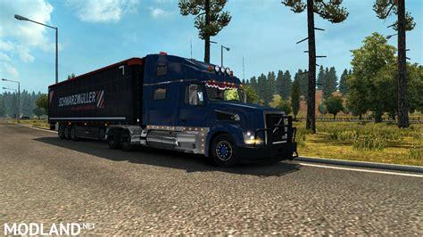 volvo truck shop vnl truck shop v1 4 1 27 mod for ets 2