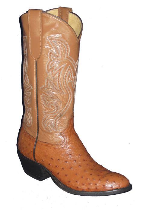 ostrich cowboy boots for mens ostrich cowboy boots 94