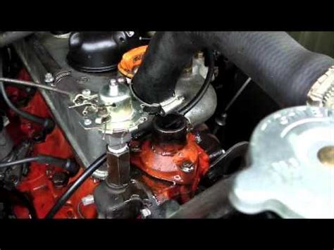 land rover series  thermostat replacement youtube