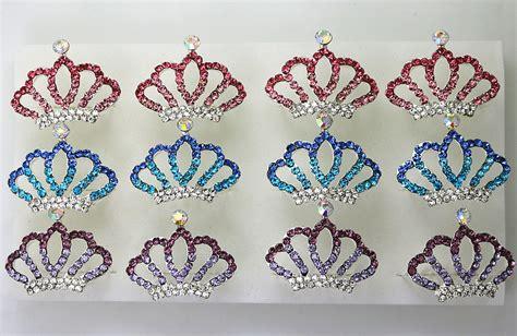 Mahkota Crown Bulu Warna Warni gambar rambut combs beli murah gambar rambut combs lots