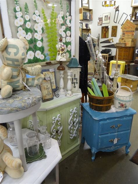 shabby chic variety and french flea market style selections