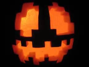 minecraft pumpkin template pumpkin carving 2011