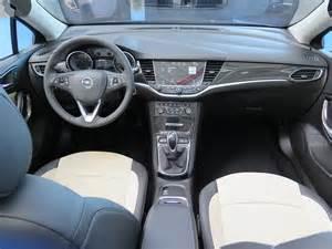 Opel Astra Innovation Vorstellung Neuer Opel Astra K 2015