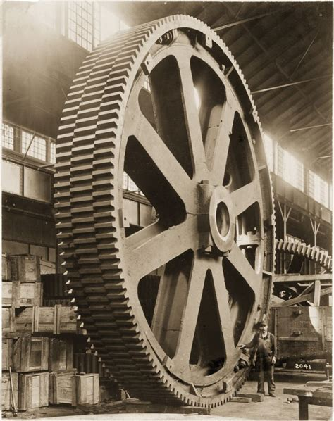 design and manufacturing of gears mesta machine co in west homestead pennsylvania 1913