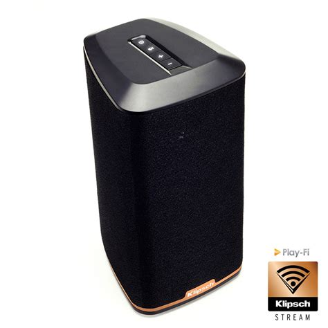 Speaker Wireless rw 1 wireless speaker klipsch