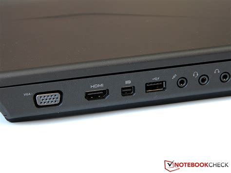 Vga Alienware Alienware M14x R2 Review Notebookcheck Net Reviews