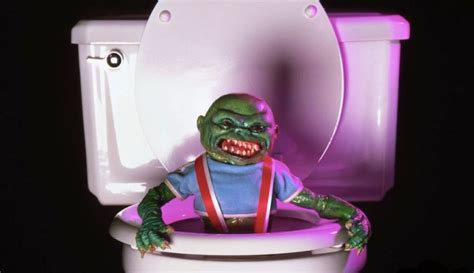 film comedy with green monster 8 most terrifying tiny monsters from 1980s movies