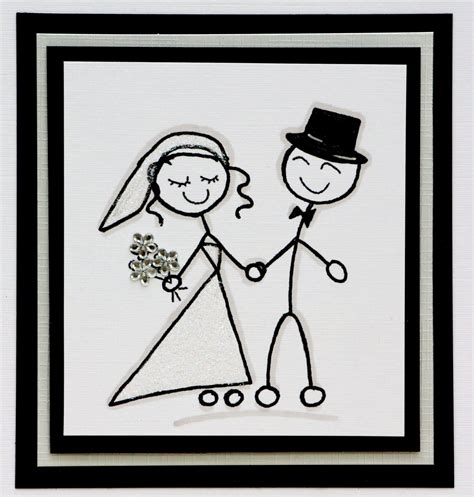 Wedding Stick Figures by Stick Figure And Groom Search Wedding