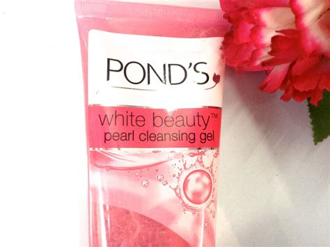 Ponds Whitening Detox Review by Ponds White Pearl Cleansing Gel Review
