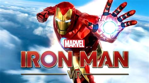 marvels iron man vr official announce trailer youtube