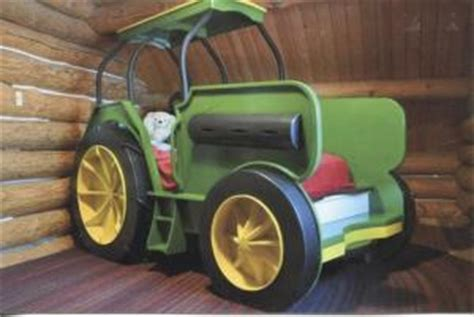 Tractor Bed Frame by Farm Show Sporty Quot Tractor Bed Quot