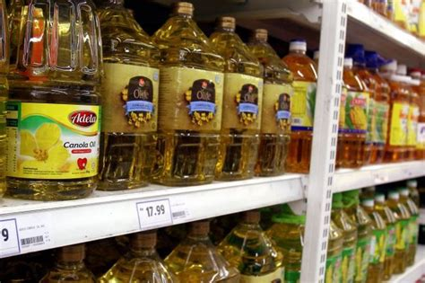 Minyak Wijen 1 Botol minyak masak dalam botol kini ikut harga pasaran dalam