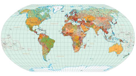 world map with country names vector free vectors designs june 2013