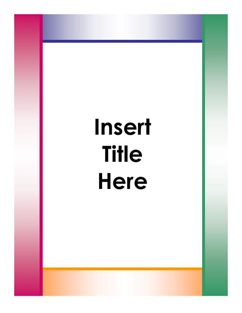 title templates free essay title page templates for microsoft word