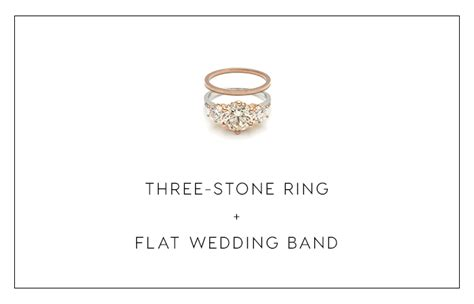 wedding bands to pair with solitaire how to choose the best wedding band for your engagement