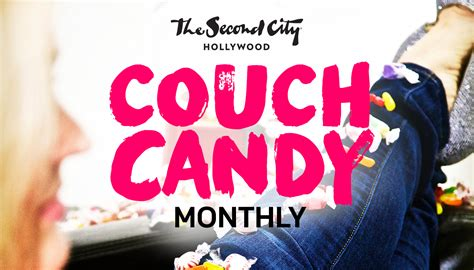 candy couch couch candy the second city