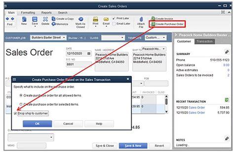quickbooks tutorial sales order quickbooks training materials part 8