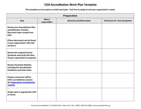 best photos of free word work plan template work plan
