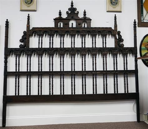 spanish headboards find of the week spanish style carved headboard gallery