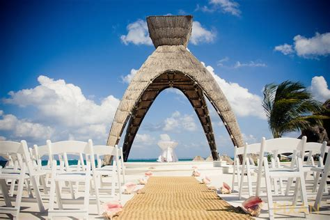 Dreams Riviera Cancun, Destination Wedding Location, Mexico