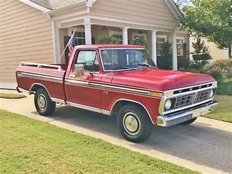 1976 Ford F100 by 1976 Ford F100 For Sale Used Cars On Buysellsearch