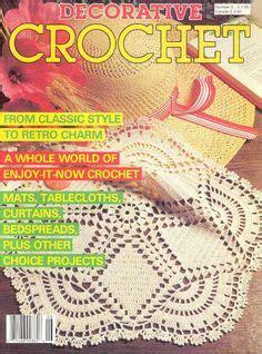 decorative crochet magazine images