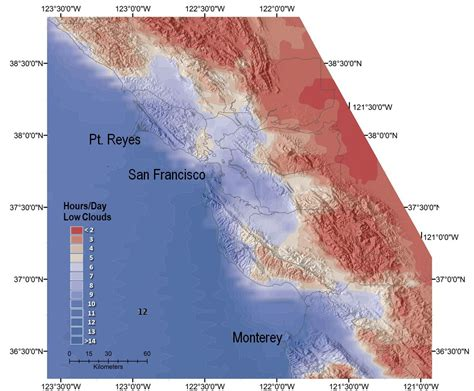 san francisco fog map live fog frequency map responding to resource manager needs