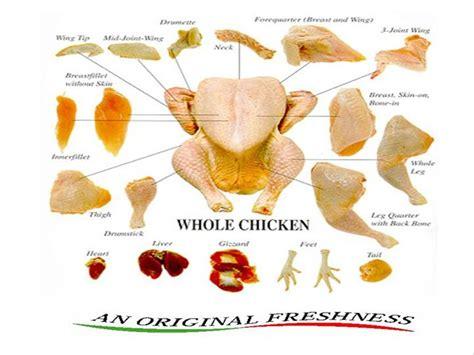 jual karkas ayam boiler premium fresh  frozen size