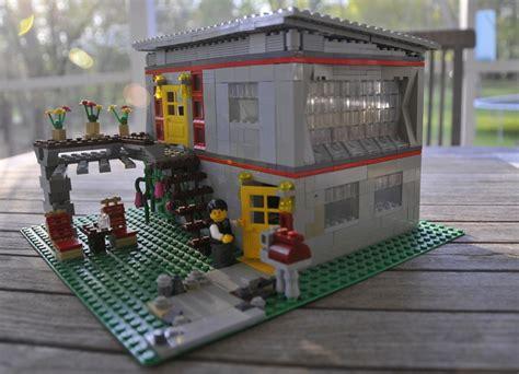 Modern Home Architecture maison lego 5