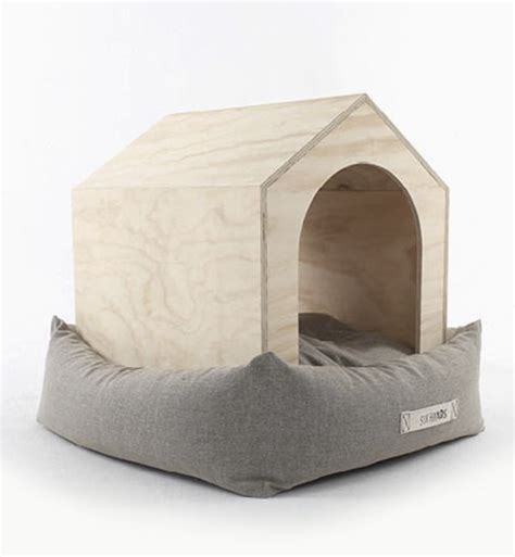 dog house dog bed 29 cute and comfy furniture designs for modern pets