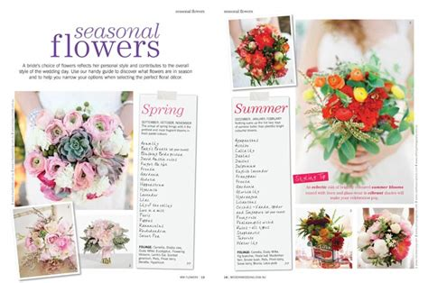 Hochzeit Artikel by New Modern Wedding Flowers Magazine On Sale Modern Wedding