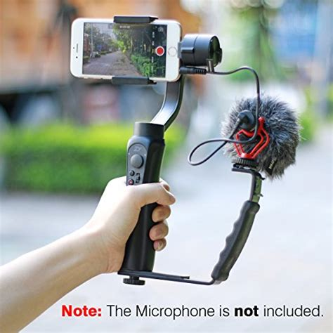 zhiyun smooth q 3 axis handheld gimbal stabilizer wireless import it all