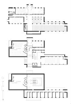 section 236 program wolfsburg cultural center alvar aalto architecture