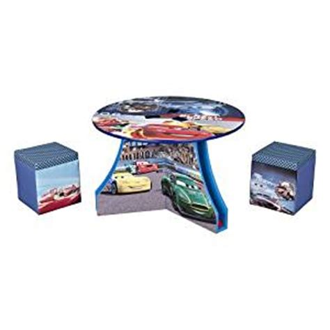 cars table and chairs disney pixar cars table and chair set
