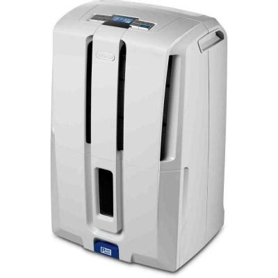 delonghi 70 pint dehumidifier with patented