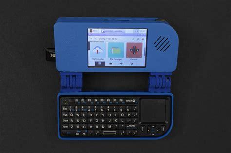 overview mini raspberry pi handheld notebook adafruit