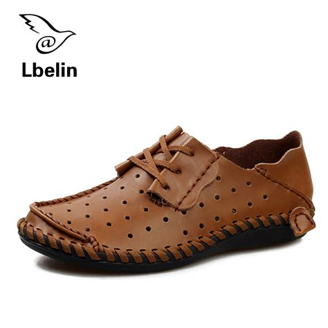 flat leather shoes casual 2016 summer shoes
