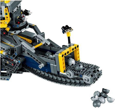 Tas Beckham Shorea Set 2in1 1 lego technic wheel excavator 42055 171 lego technic
