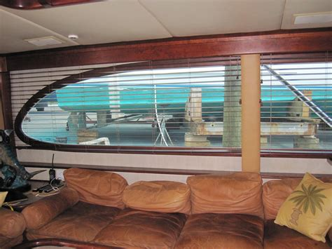 boat window coverings yacht window treatments marine blinds marine window