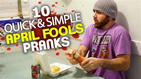 10 Easy Hilarious Pranks Doovi Best April Fool S Pranks 2017 Compilation Doovi