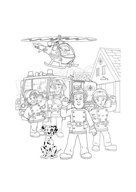 dessin bateau pompier coloriage bateau sam le pompier meilleures id 233 es