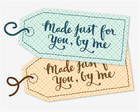 printable labels homemade gifts bugs and fishes by lupin lots of gorgeous free