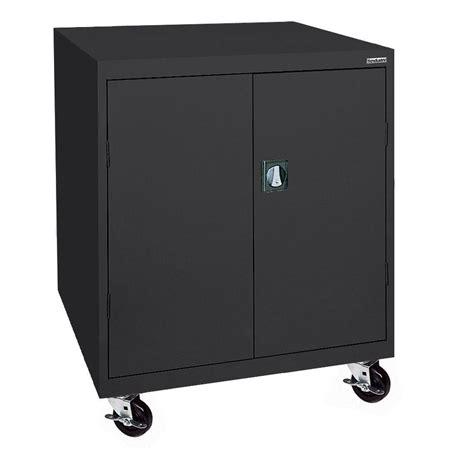24 x 48 cabinet sandusky 48 in h x 46 in w x 24 in d mobile steel