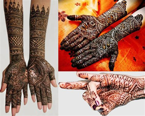 2017 top 50 simple mehndi designs for hands in different