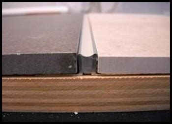 Ceramic Tile Expansion Joints   Ceramic Tool Company