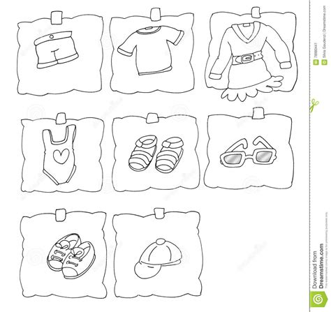 coloring page girls summer dresses for women coloring