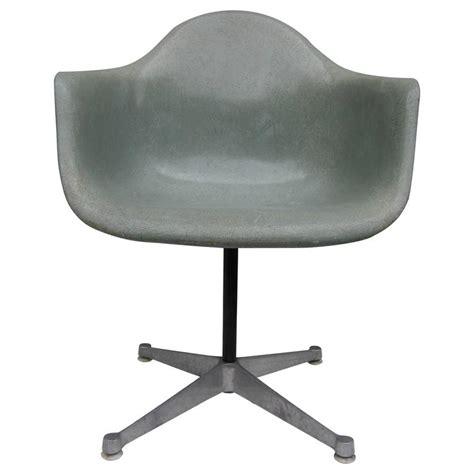 Herman Miller Armchair by Herman Miller Eames Seafoam Green Swivel Armchair At 1stdibs