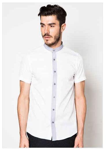 Baju Muslim Pria Casual koleksi baju muslim casual terbaru untuk pria trend 2016